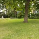 Un des nombreux parcs dans la ville de Québec