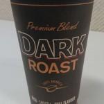 "Dark Roast en anglais signifie ""Caca pas bon"""